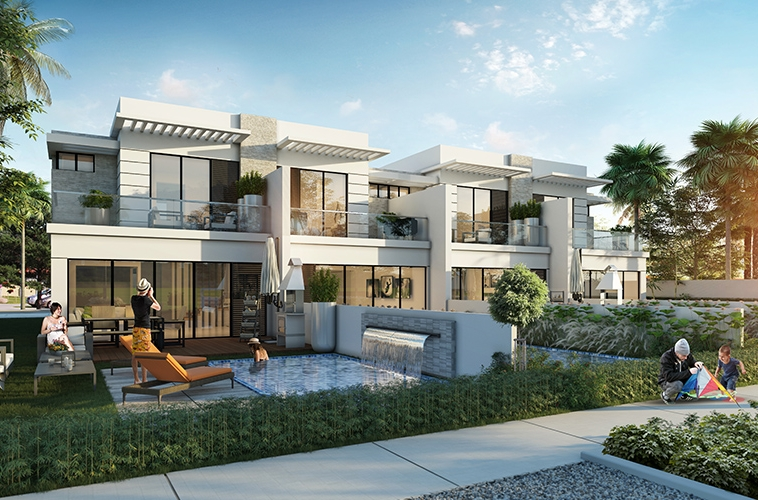 Silver Springs at DAMAC Hills