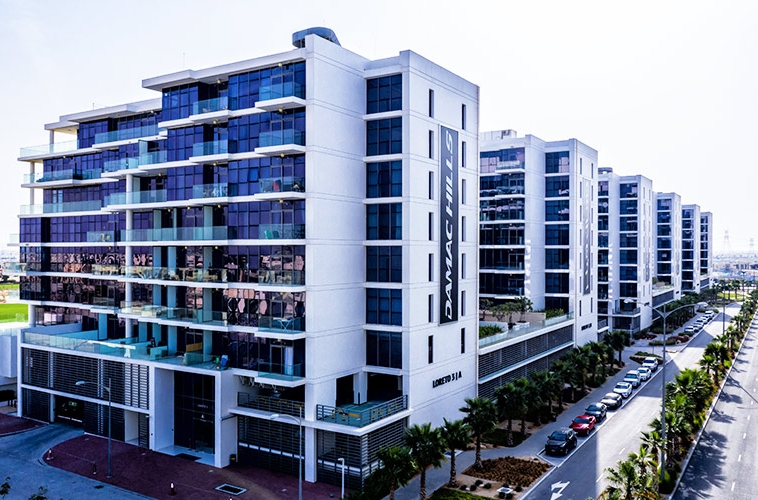 Apartments on The Park at DAMAC Hills