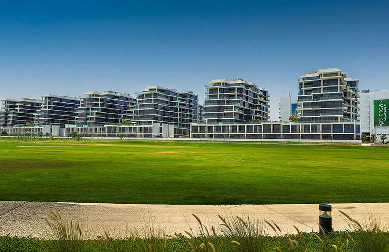 Golf Town at DAMAC Hills