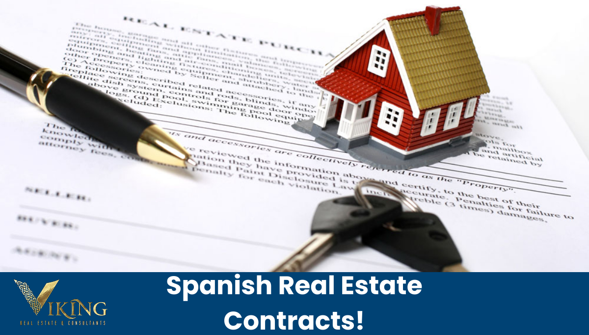 Spanish Real Estate Contracts