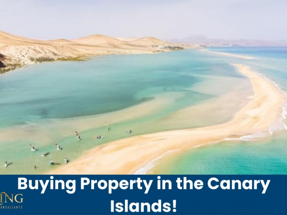 Buying Property in the Canary Islands